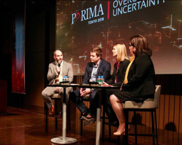 Parima pushes sustainability at Tokyo conference