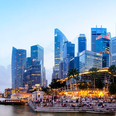Singapore government extends tax break for captives