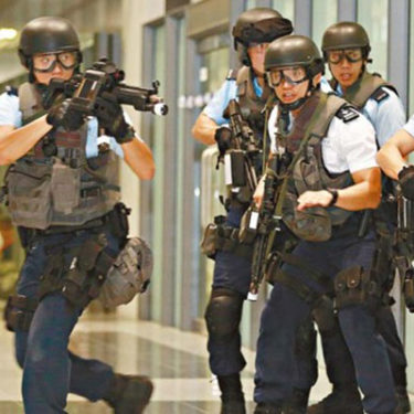BHSI exits Hong Kong EC terrorism pool