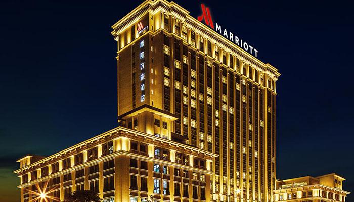 Marriott-hotel-exterior
