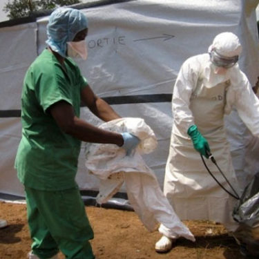 Ebola outbreak poses wider risk