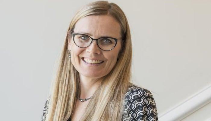 Charlotte Hedemark, senior risk specialist at SAP Denmark and Ferma board member