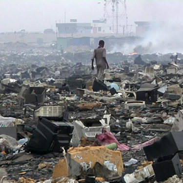 Nigeria set to reduce risks from world's waste
