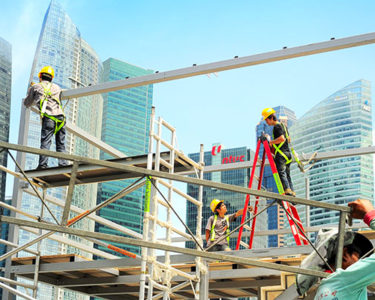 Singapore proposes mandatory insurance for work injuries