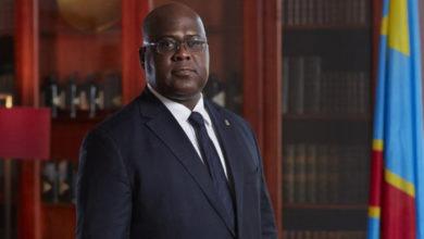 Democratic Republic of Congo's new president Felix Tshisekedi