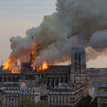 AXA insures Notre-Dame contractors and artwork