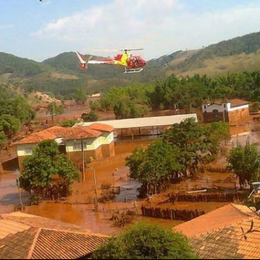 BHP Billiton served largest legal claim in UK history for 2015 Brazil dam collapse