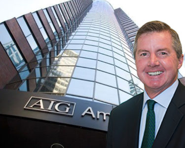 AIG names McElroy head of North American general insurance business