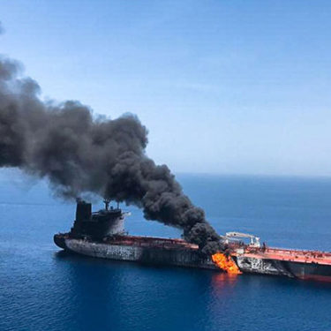 Insurance costs to rise as two more tankers hit in Gulf of Oman