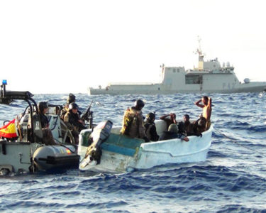 Maritime experts call for urgent action to curb piracy in Gulf of Guinea