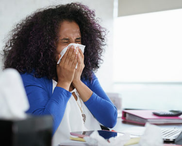 Unhygienic workplaces blamed for UK sickness