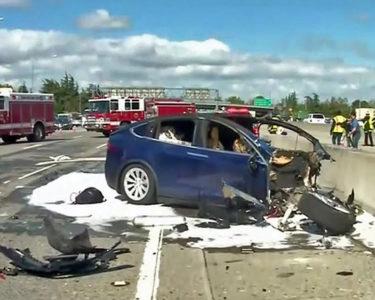 Investigation finds Tesla autopilot system partly at fault for crash