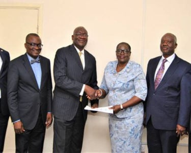 Nigerian risk association launches joint certification with Chartered Institute of Stockbrokers