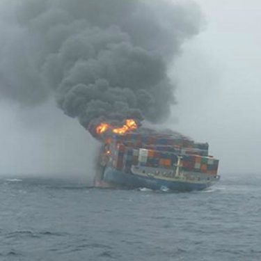 IUMI pushes IMO for tougher fire standards on ships