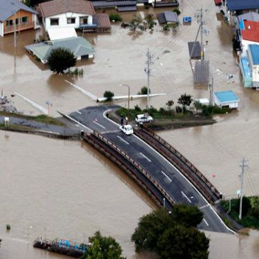 Typhoon Hagibis – alert on potential issues