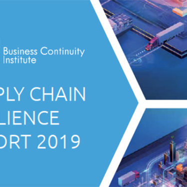 BCI survey paints a mixed picture for supply chain risk management