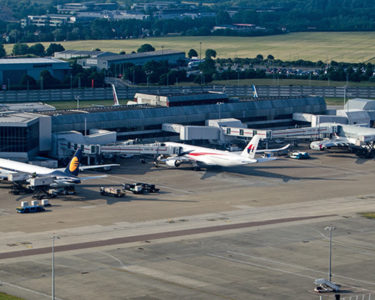 Airports face up to climate change risk