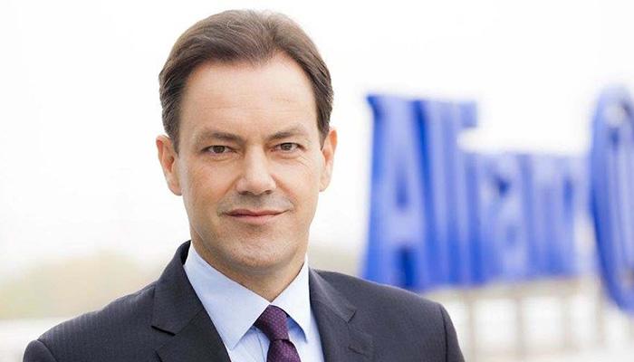 Joachim Müller, AGCS CEO