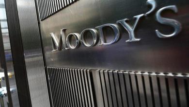 Moody's-signage