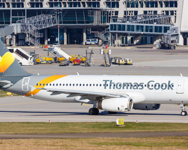 Zurich and German government will meet €287m Thomas Cook Germany claims