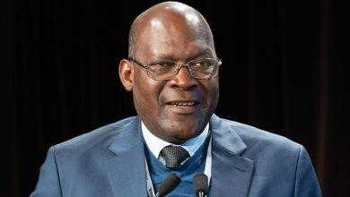 Adama Ndiaye, president of FANAF