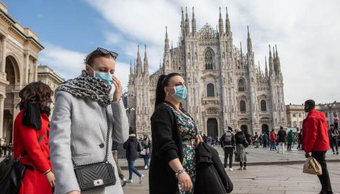 Coronavirus-Italy