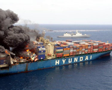 IUMI proposes stronger fire safety regulations to IMO