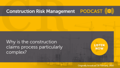 construction claims podcast
