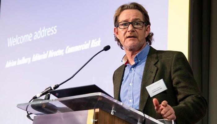 Adrian Ladbury, head of content, Commercial Risk