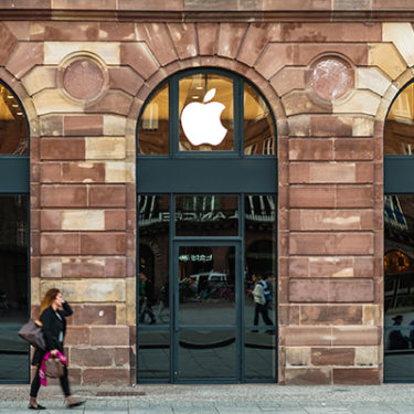 French regulator fines Apple €1.1bn for anti-competitive behaviour