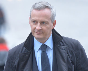 Le Maire says insurers will be forced to participate in French pandemic scheme