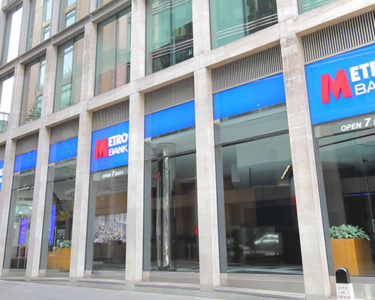 New CRO leaves Metro Bank during handover period