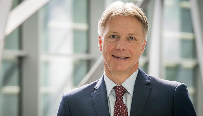 Ferma president Dirk Wegener