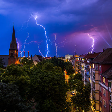 RMS develops European convective storm model