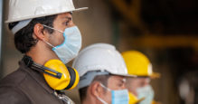 Construction industry faces up to huge Covid-19 upheaval