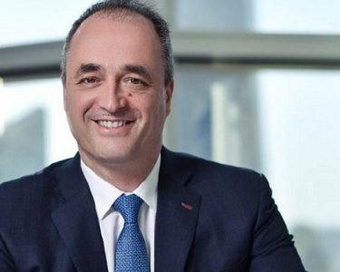 AXA XL names Xavier Veyry CEO of Eurasia