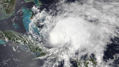 Hurricane Isaias. Credit: Wikimedia/NASA
