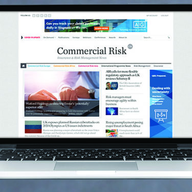 Commercial Risk joins leading global risk and insurance publishing group Beacon International