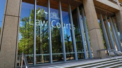 Supreme Court of New South Wales in Sydney, Australia. Credit: iStock/VM_Studio