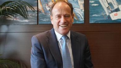 Alfredo Arán, el responsable de Regiones y Mercados Iberia de Mapfre Global Risks