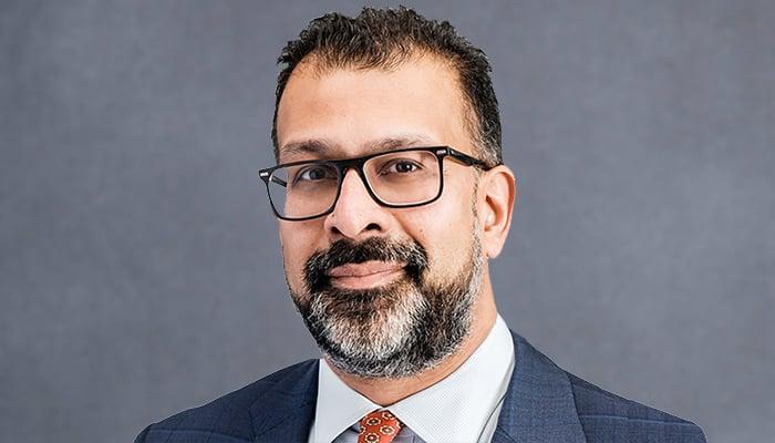 Sid Sankaran, SiriusPoint
