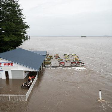 Australian floods to put pressure on reinsurance rates