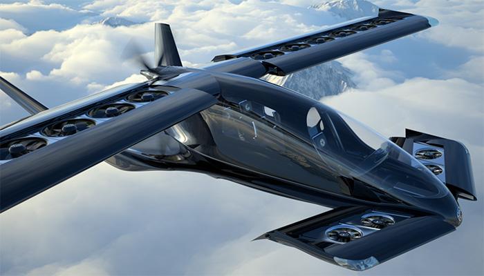 Cavorite X5. Credit: Horizon Aircraft