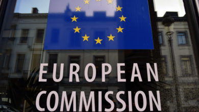 European Commission, Brussels. Credit: Shutterstock/Quinta