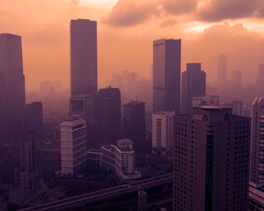 Asia dominates top 100 cities for environmental risk