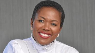 IRMSA president Thabile Nyaba