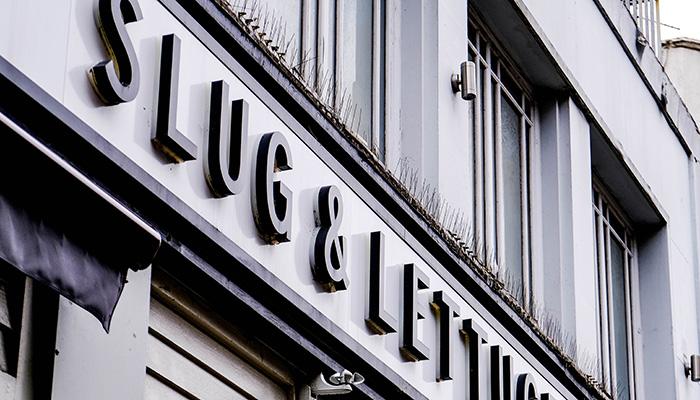 London UK, September 27 2020, Slug And Lettuce Popular British Pub Chain Logo