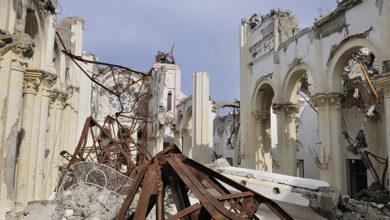Haiti earthquake. Credit: Shutterstock/arindambanerjee