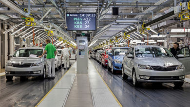 MLADA BOLESLAV, CZECHIA, January 28th, 2018 - Skoda Auto is one of the biggest car producers in Central Eastern Europe. The brand is a 100% daughter of the german Volkswagen Group.