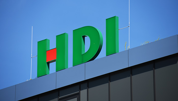 Headquarters of HDI in Hannover, Germany. Credit: Shutterstock/nitpicker